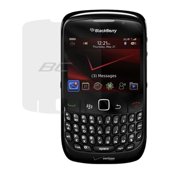 Clear Screen Protector for BlackBerry Curve 8530