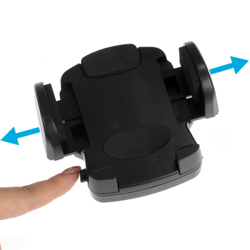 Universal Windshield Car Mount Holder (Small) with Suction Cup