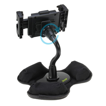 iKross Car Dashboard Mount Holder for iPhone & Smartphone