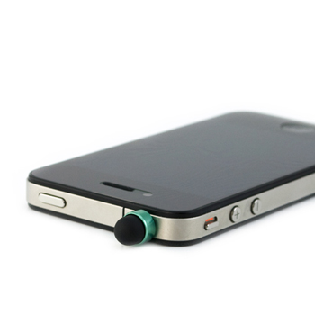 Universal Mini Dust Cap Stylus - Green