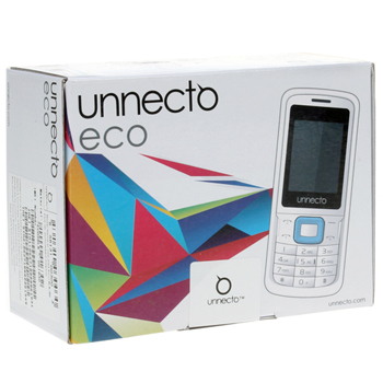 Unnecto ECO (U-100-2) GSM QuadBand Dual Sim, Dual Standby, Single Talk Unlocked Bar Phones - Black/Red
