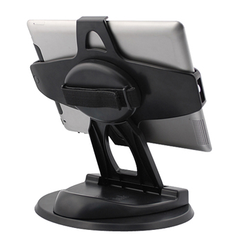 iKross Handheld Holder & Desk Mount Stand for iPad 2 / New iPad