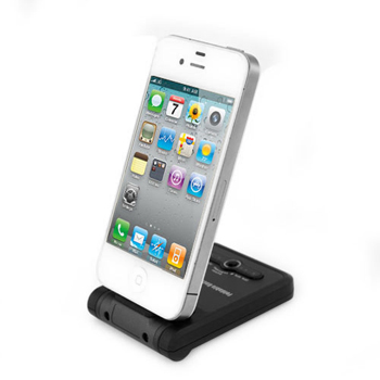 EZOPower Foldable Backup Battery Dock 2000mAh for Apple iPod iPhone (EZMFI21)