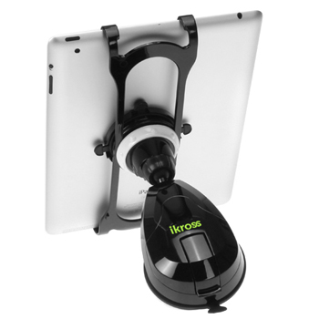 iKross Car Dashboard Mount Holder for Tablet (IKHD12)