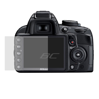 LCD Screen Protector Film Guard for Nikon D3100