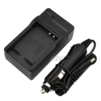 Canon NB-10L Digital Camera Battery Charger with Car Adapter
