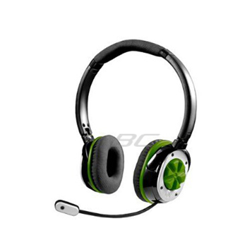Nox Audio Specialist Headset with Mic - Green