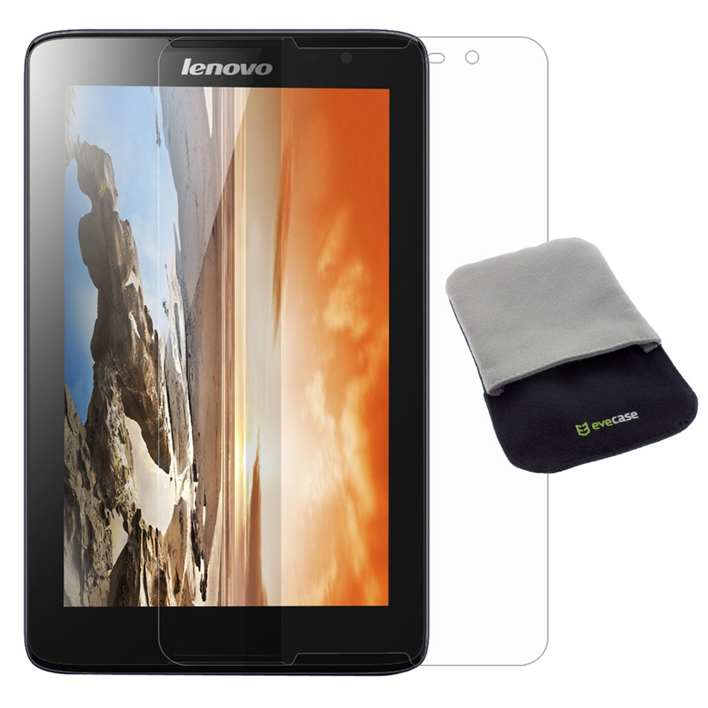 BIRUGEAR Bundle for Lenovo Tablet A8-50: Crystal Clear Premium HD Screen Protector Film + Cleaning Pad at Sears.com